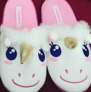 Can't miss! Pantuflas: Andrea