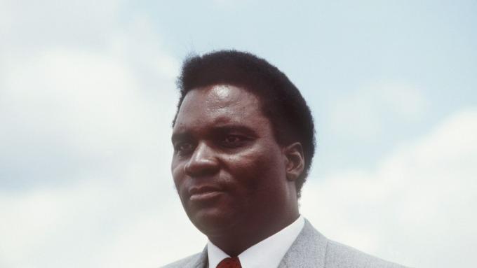Presidente Juvenal Habyarimana