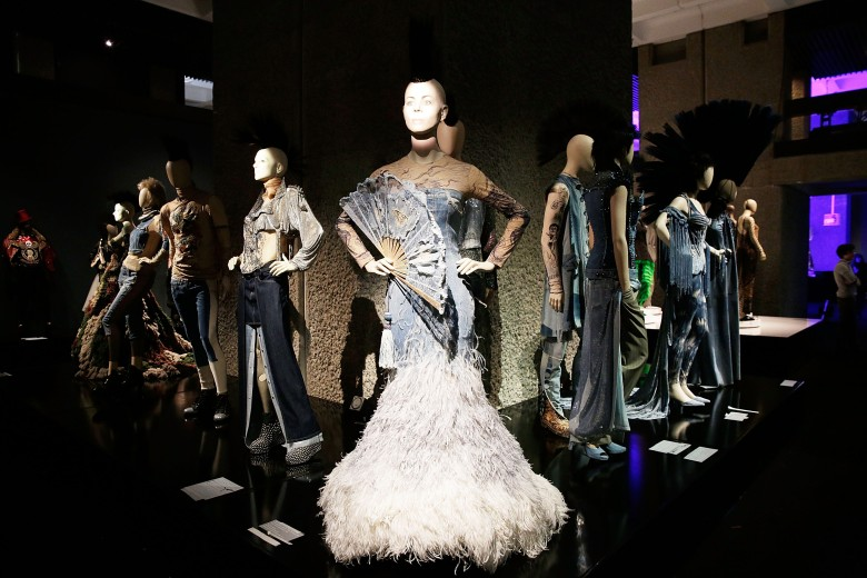 Jean Paul Gaultier Installation