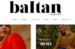 Baltan Magazine