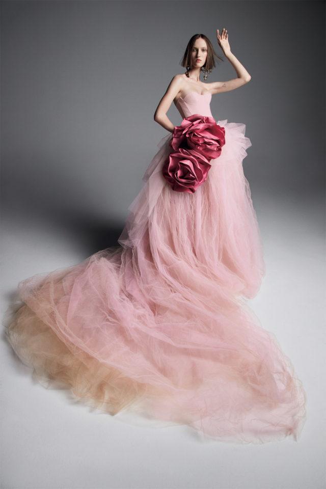 Vera Wang, el poder iconográfico del vestido de novia – #RunwayMx