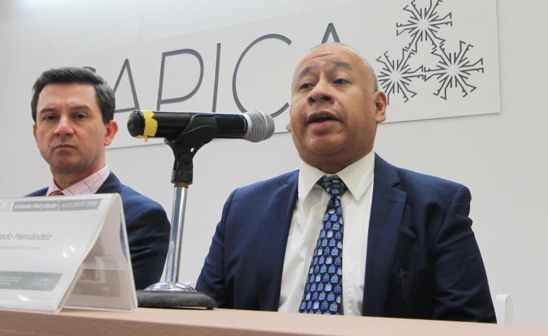 Alfredo Hernández dir del CID