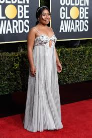 yalitza aaparicio at golden globes 2019