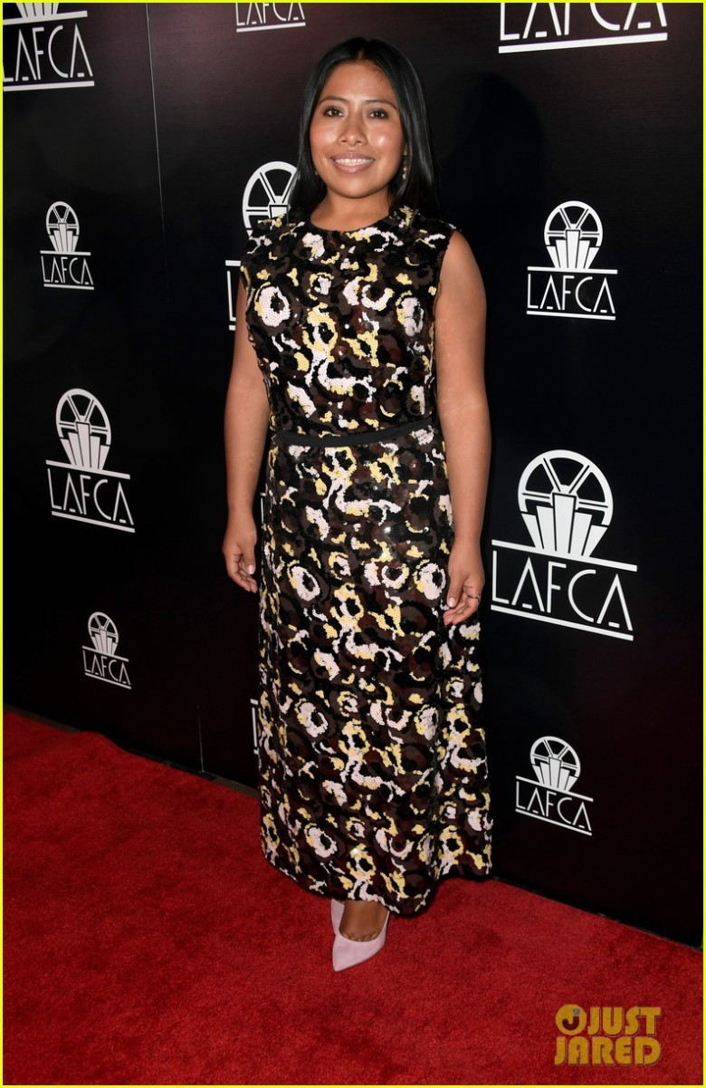 yalitza aparicio at la film critics awards 2019
