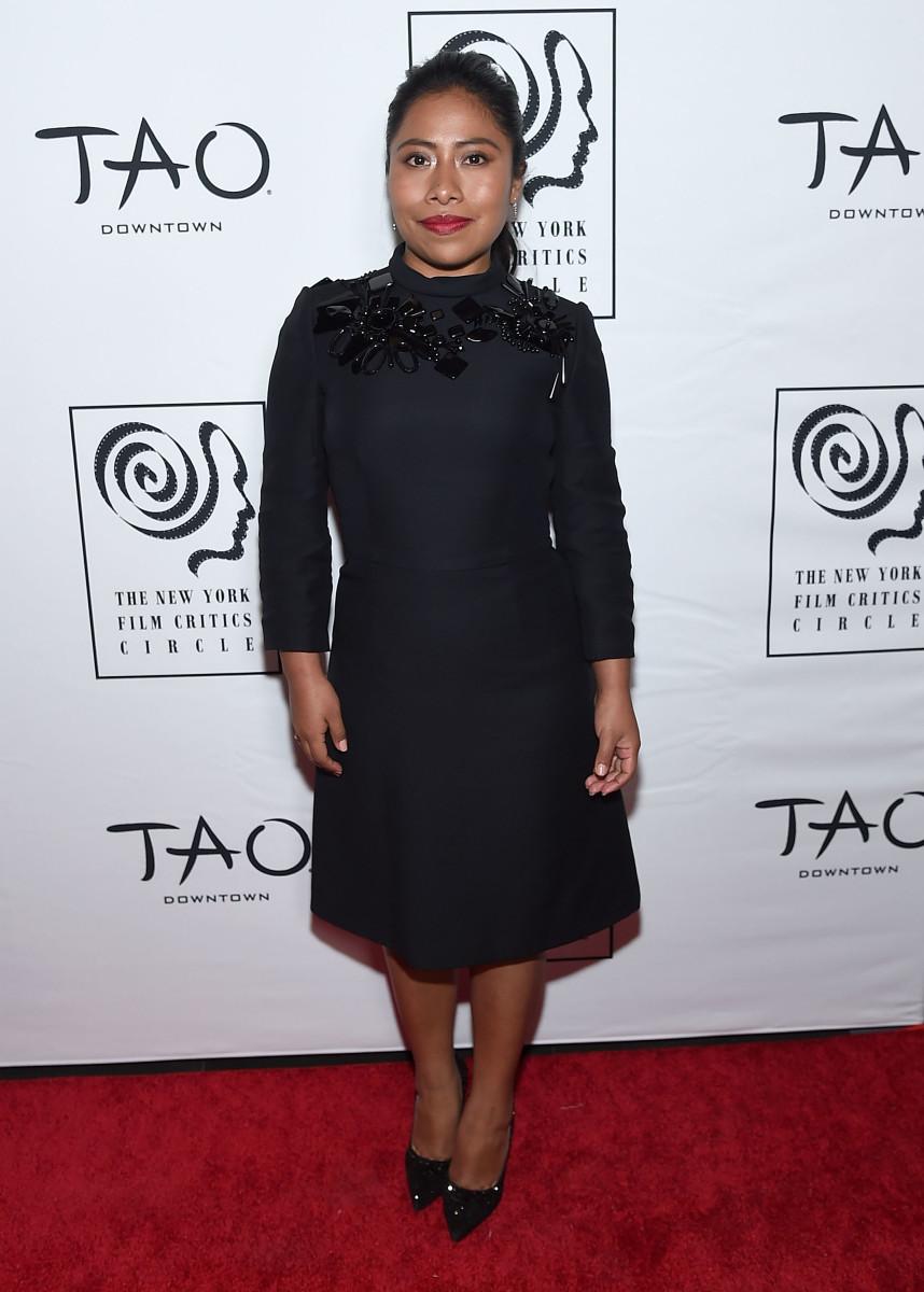 yalitza aparicio at ny film critics circle awards 2019