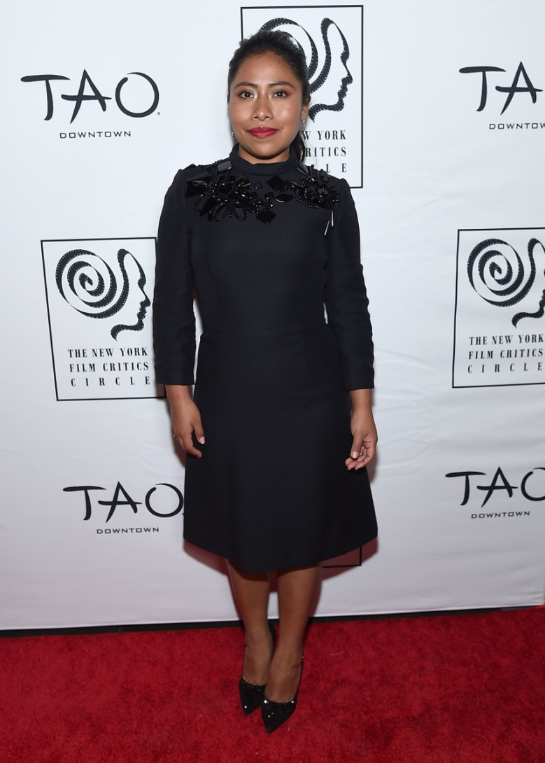 yalitza aparicio at ny film critics circle awards 2019