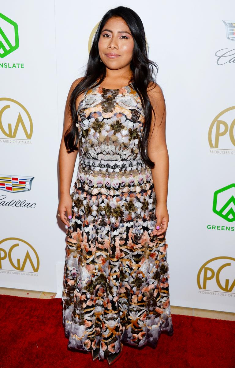 yalitza aparicio at pga awards 2019